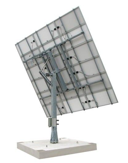 太阳能跟踪装置
